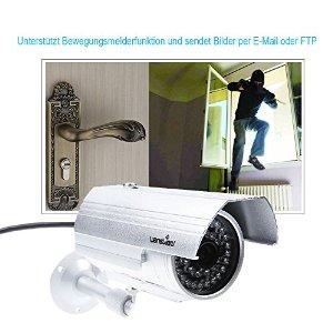 wansview 628d02 nachtsicht wasserdicht outdoor ip kamera. Black Bedroom Furniture Sets. Home Design Ideas